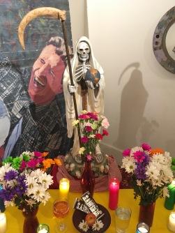 "Who is La Santa Muerte? Screening of ""Santa Muerte: A Folk Saint in"